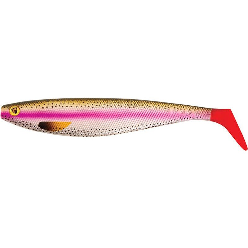 PRO SHAD FIRETAILS II 18CM RAINBOW TROUT