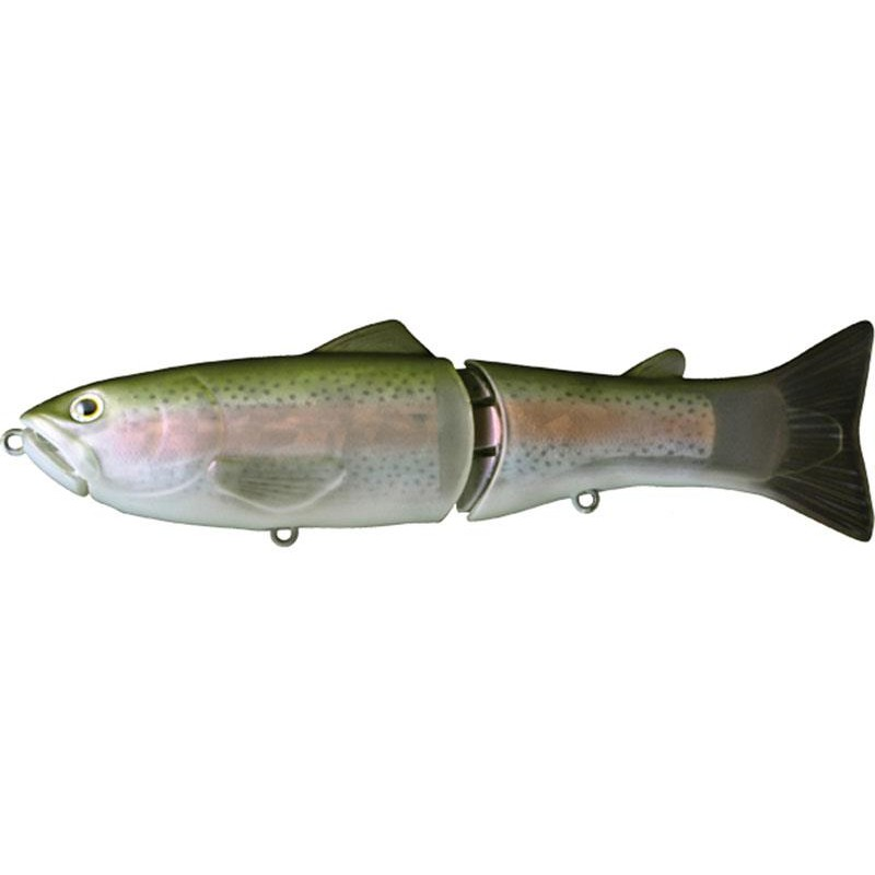 Lures Deps NEW SLIDE SWIMMER 175 SS 17.5CM RAINBOW TROUT