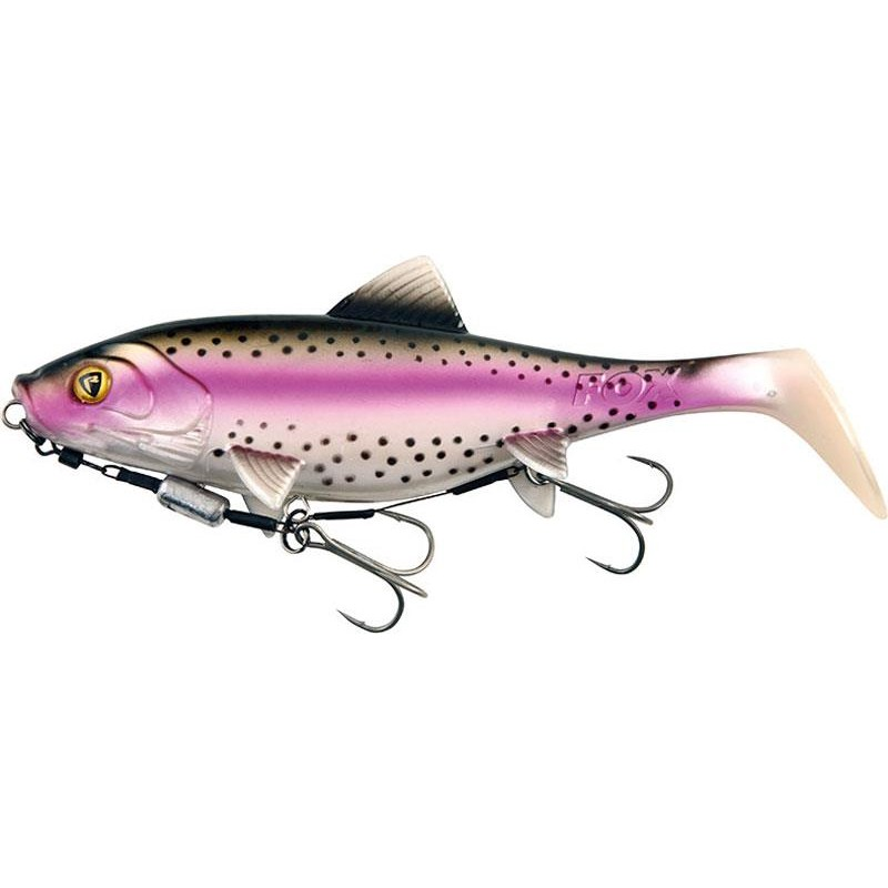 SHALLOW REPLICANT 18CM RAINBOW TROUT