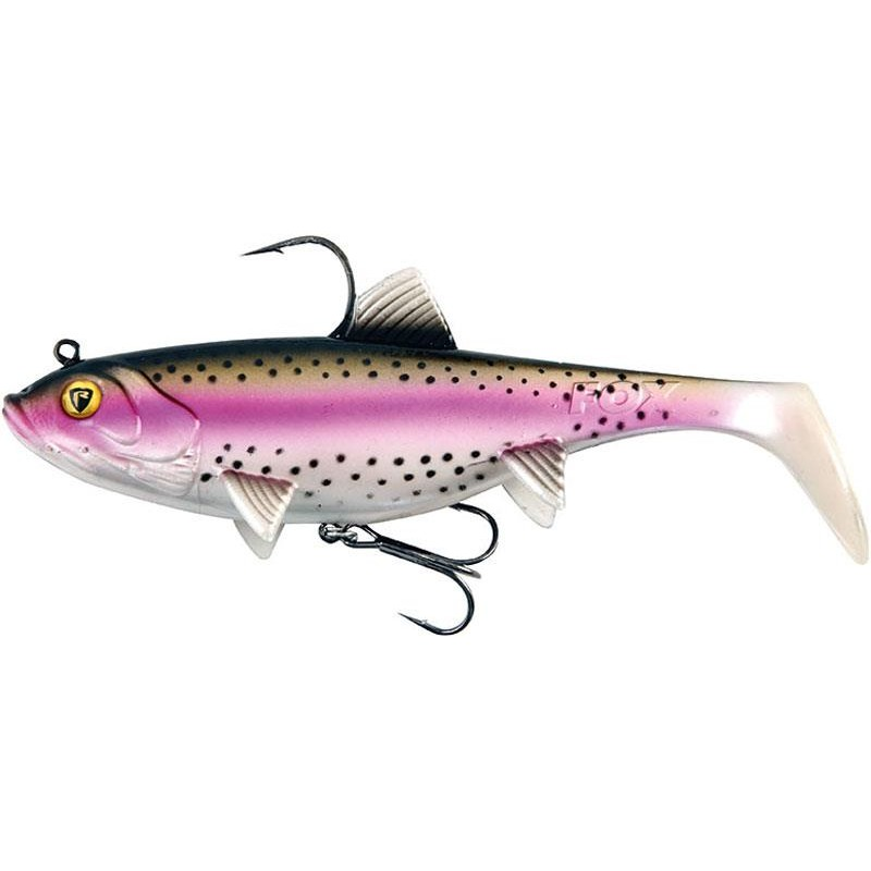 Fox Rage  REPLICANT WOBBLE 14CM Rainbow Trout