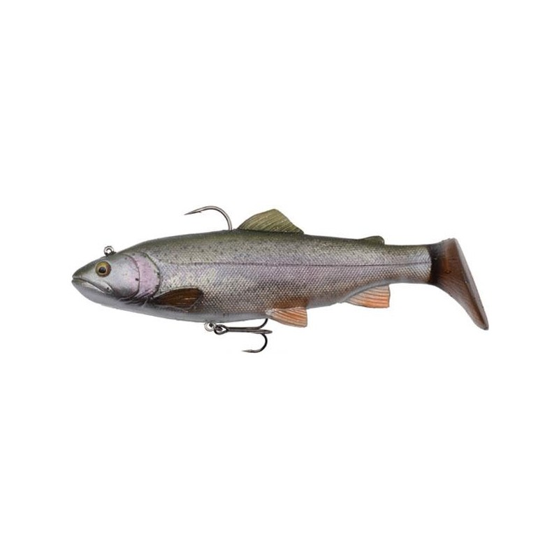 Lures Savage Gear 4D RATTLE TROUT 17CM RAINBOW TROUT