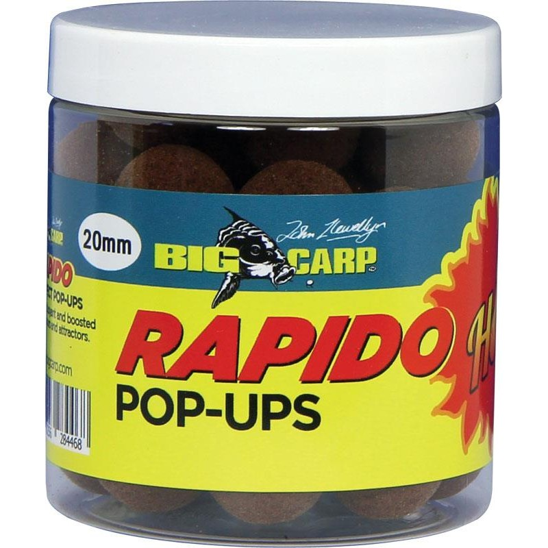 POP UPS RAPIDO HOT O 20MM