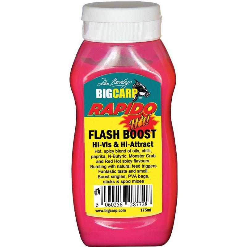 FLASH BOOST RAPIDO HOT