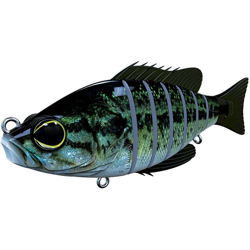 Biwaa Fishing Performance  SEVEN 10CM Real Bass