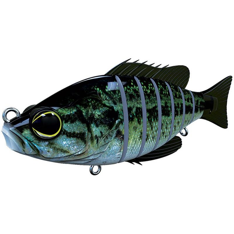 Lures Biwaa Fishing Performance SEVEN 13CM REAL BASS