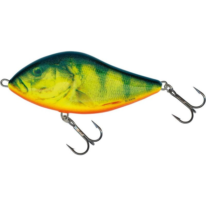 LEURRE COULANT SALMO SLIDER SINKING - 7CM - Real Hot Perch