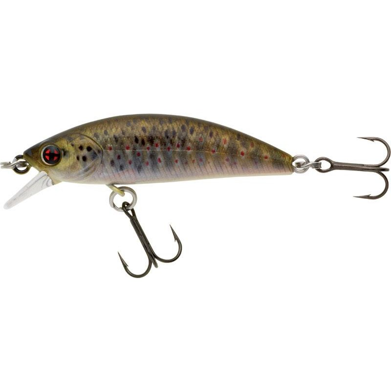 PHOXY MINNOW HW 4CM REAL LIFE FARIO TROUT