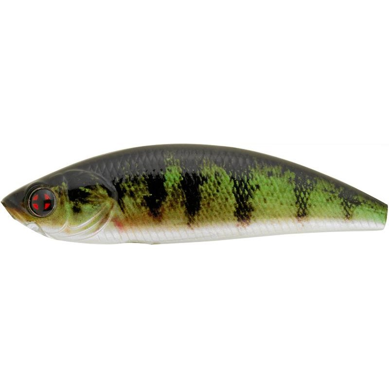 PHOXY MINNOW HW LEURRE SUSPENDING 5CM REAL LIFE PERCH