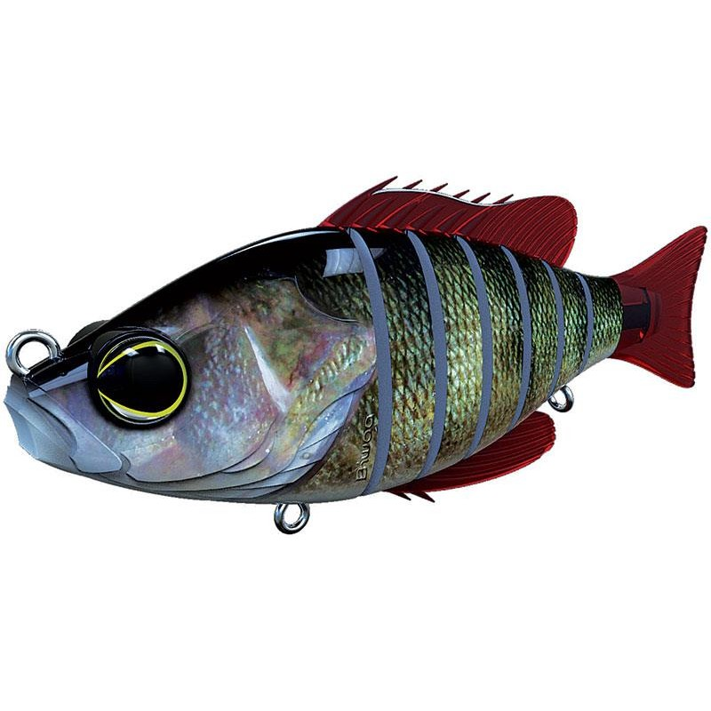 Lures Biwaa Fishing Performance SEVEN 13CM REAL PERCH