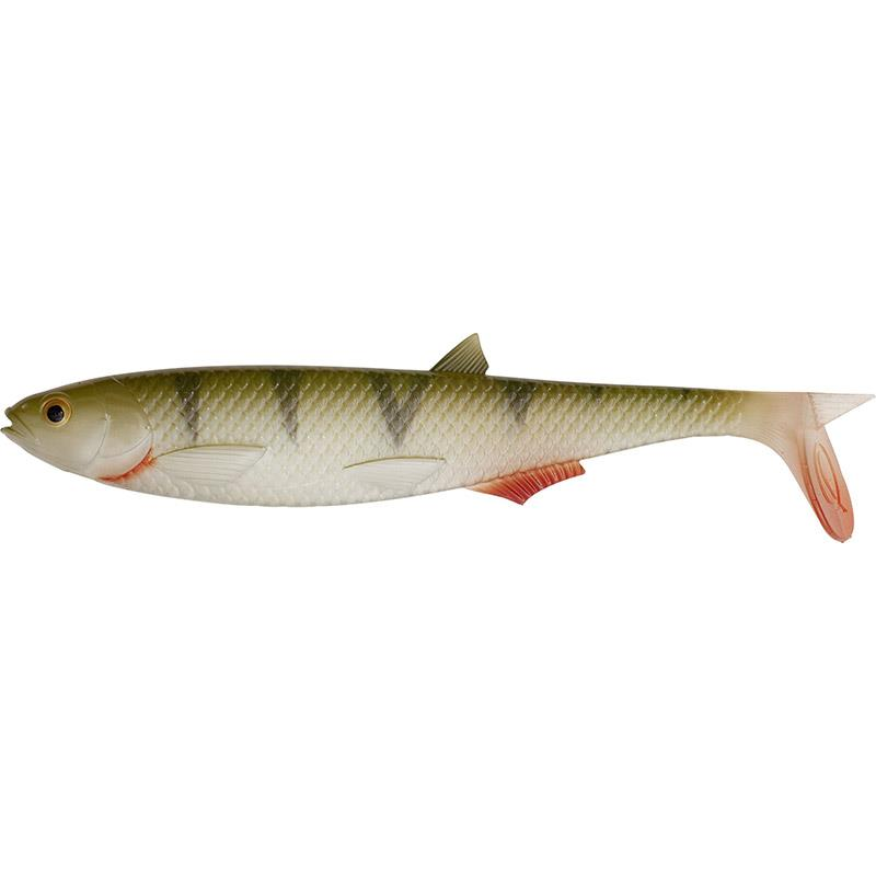 Lures Quantum YOLO PIKE SHAD 22CM REAL TOUCH PERCH