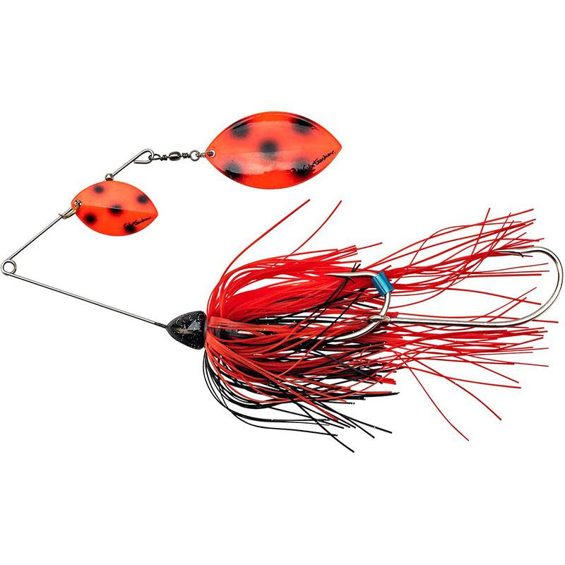 Lures Svartzonker QUEEN KELLY 50G RED BANDIT
