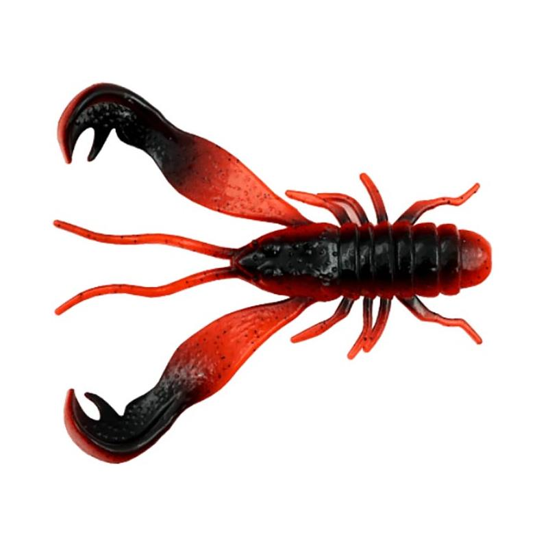 Lures LMAB FILET CRAW 10CM RED CRAW
