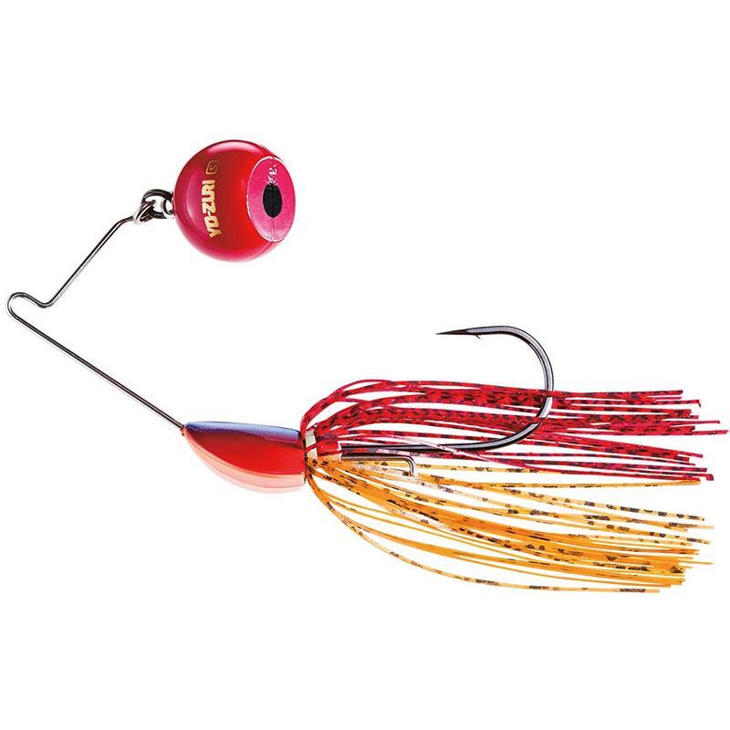 SPINNERBAIT YO-ZURI 3DB KNUCKLE BAIT - Red Crawfish - 14g