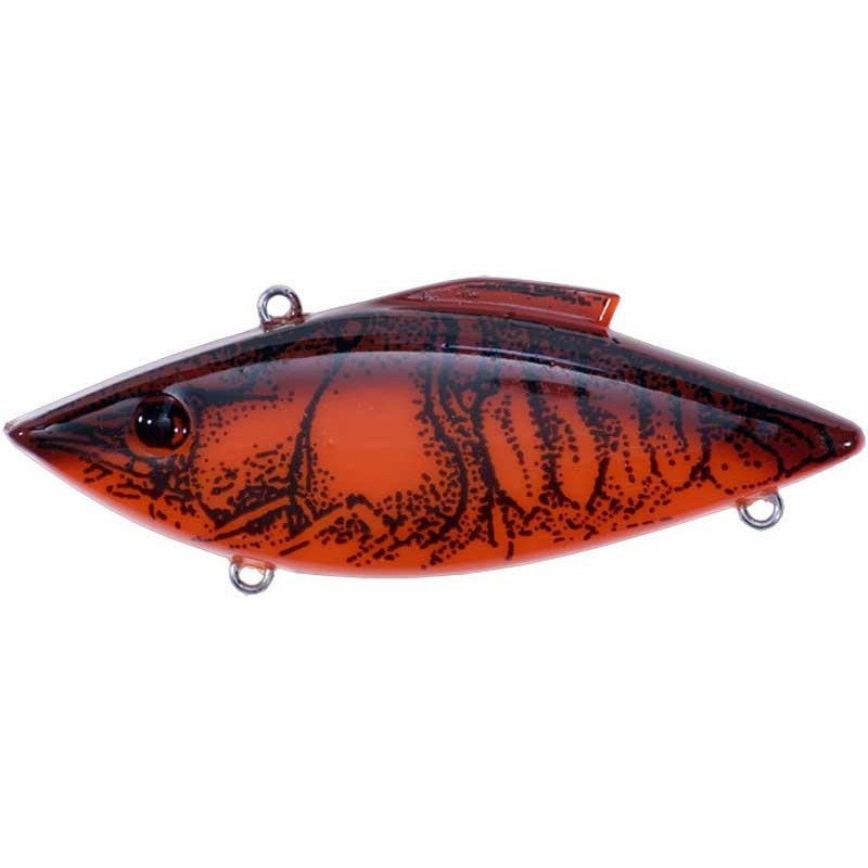Lures Rat-l-Trap MAG TRAP RED CRAWFISH