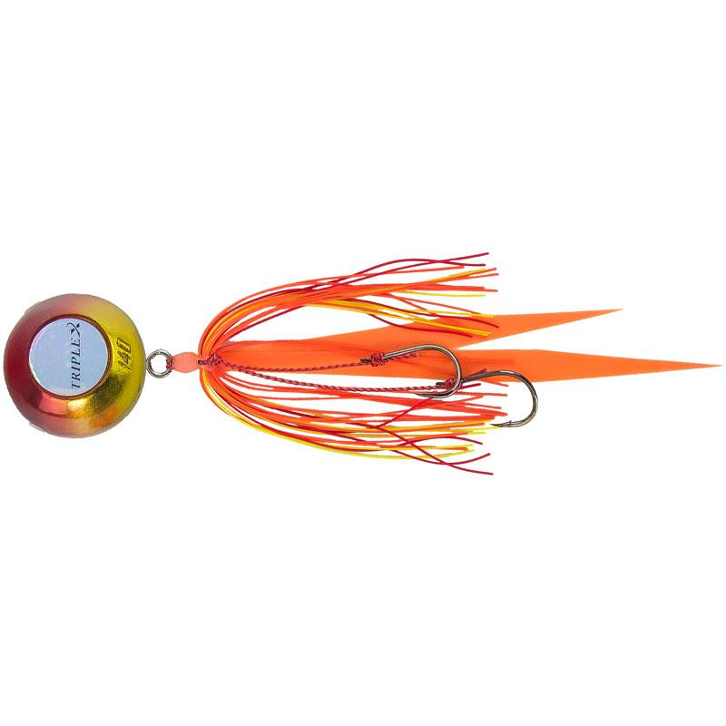 Lures Grauvell CROSS TWO TRIPLE 80G RED GOLD