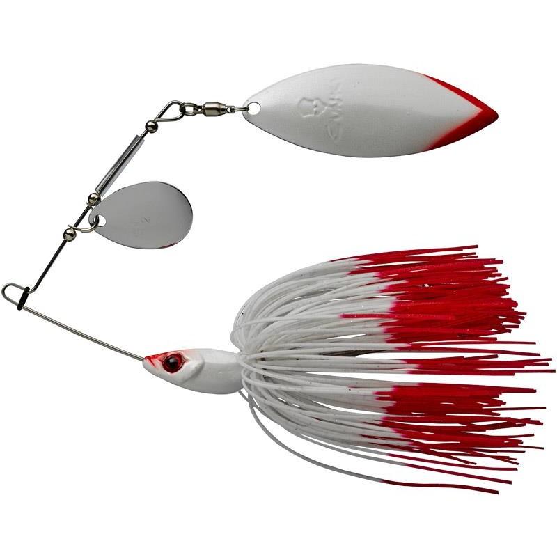 SPINNERBAIT GUNKI SPINNAKER - 14G - Red Head