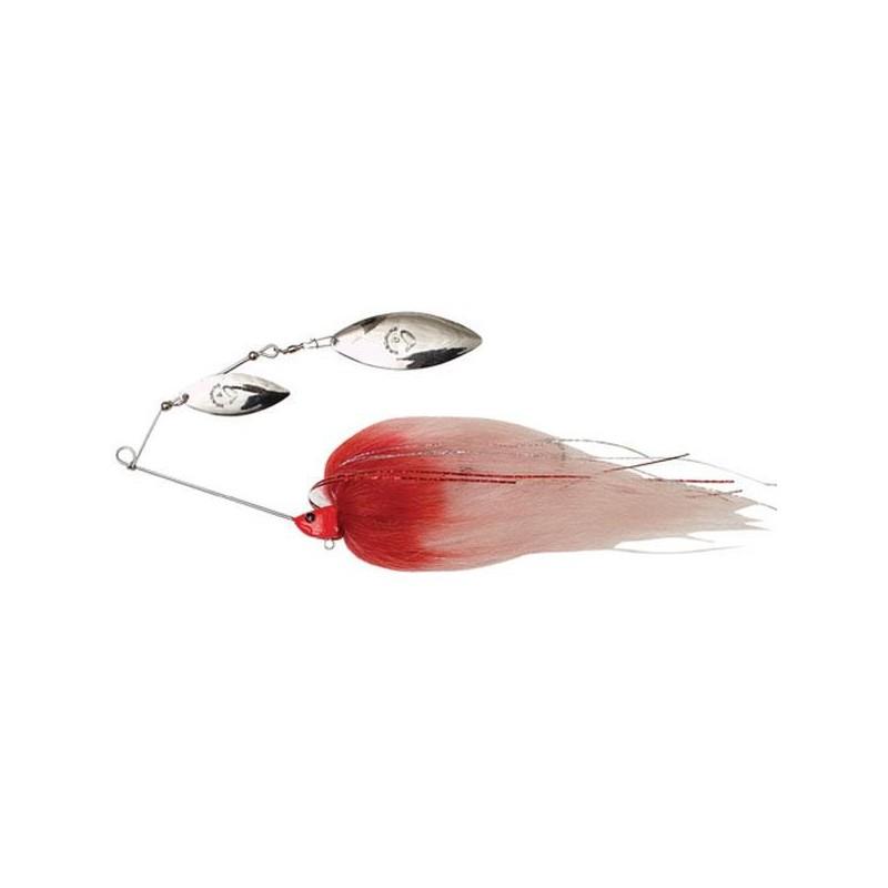 SPINNERBAIT SAVAGE GEAR DA' MEGA BUSH - 55G - Red Head
