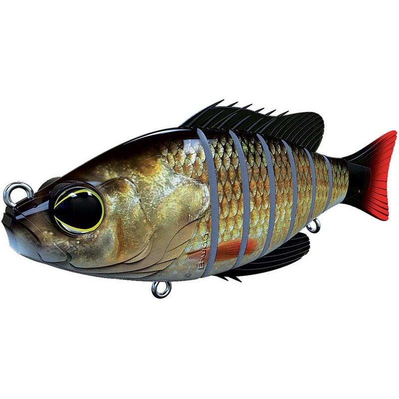 Lures Biwaa Fishing Performance SEVEN 10CM RED HORSE