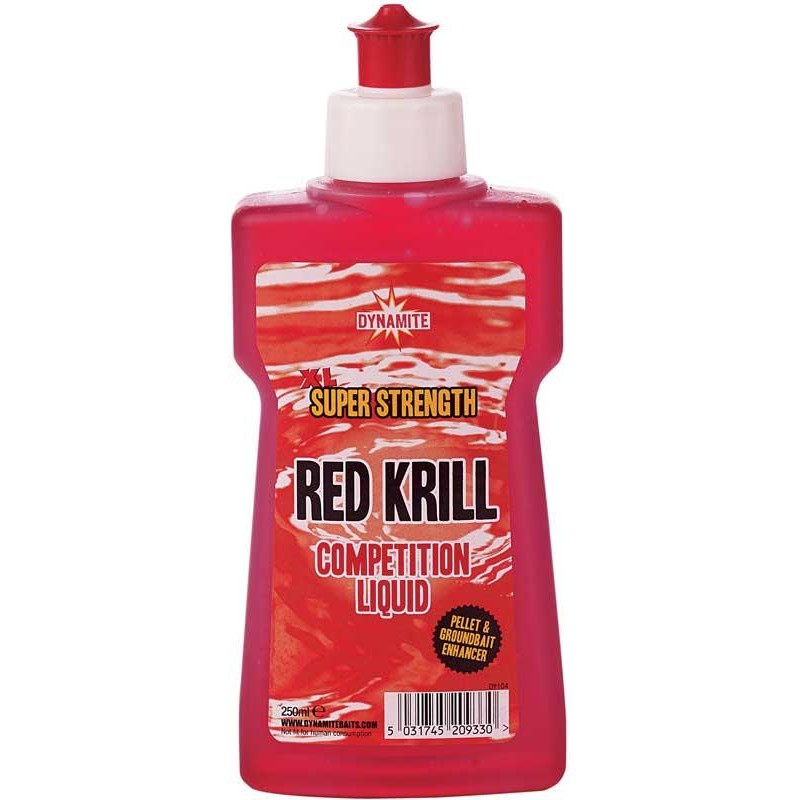 Baits & Additives Dynamite Baits XL RED KRILL