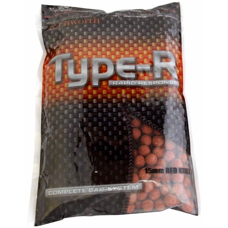 Baits & Additives Richworth TYPE R BOUILLETTE RED KRILL