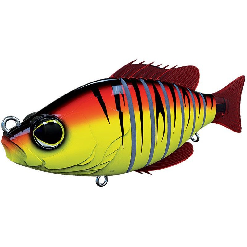 Lures Biwaa Fishing Performance SEVEN 10CM RED TIGER