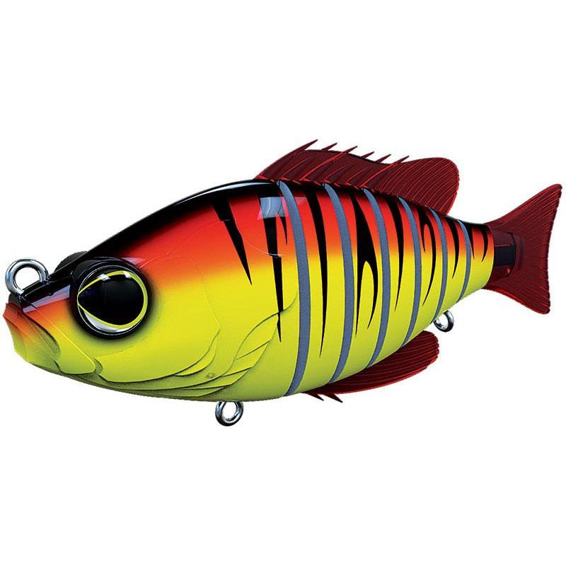 Lures Biwaa Fishing Performance SEVEN 13CM RED TIGER