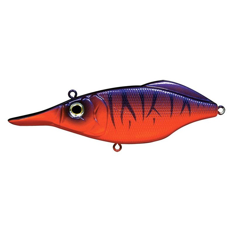 Lures Deps F SONIC 10CM RED TIGER