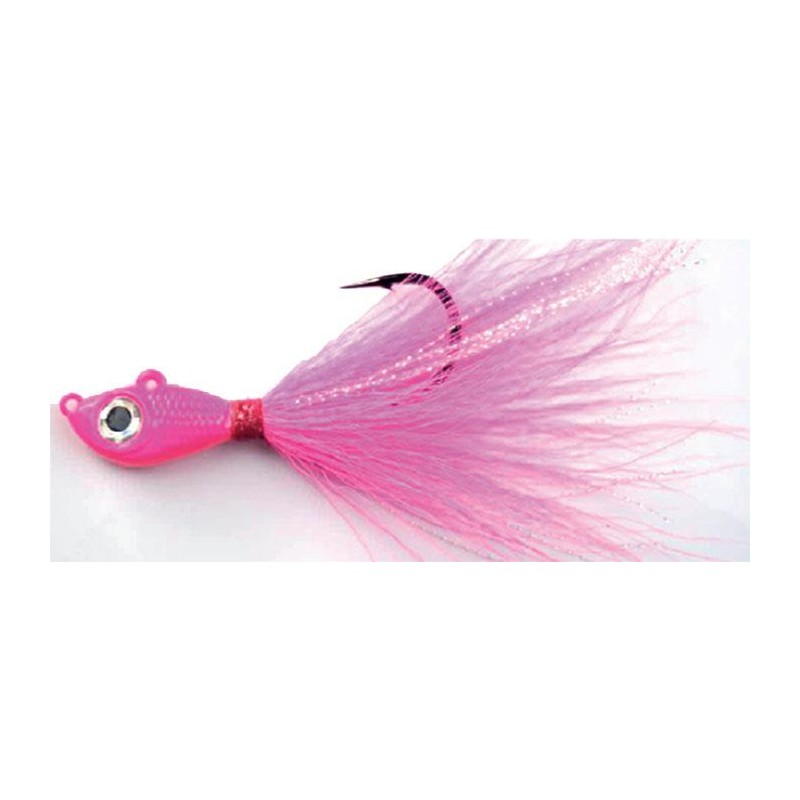 Lures Mustad BUCKTAIL JIGS 3.5G ROSE