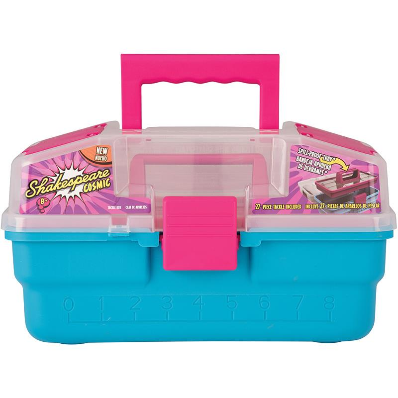 Accessories Shakespeare COSMIC TACKLE BOX EU ROSE