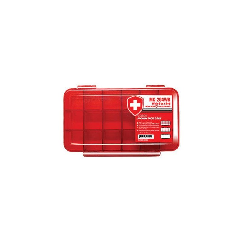 Accessories Moncross Switzerland 204WB ROUGE