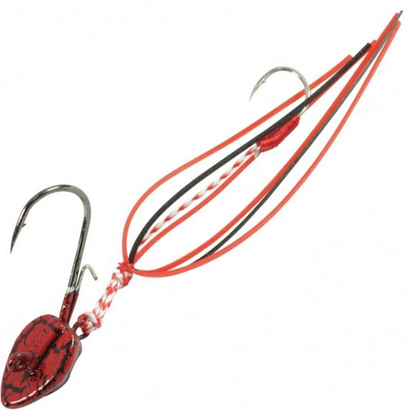 Tying Explorer Tackle ROCK SHALLOW 5G ROUGE