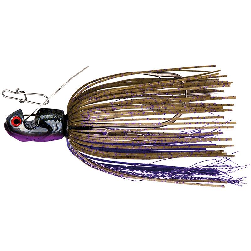 Lures Booyah MELEE 14G ROYAL PUMPKIN BLACK