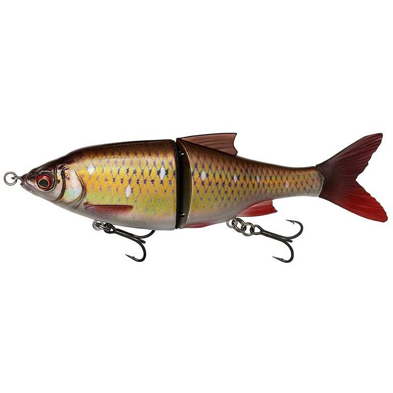 Lures Savage Gear 3D ROACH SHINE GILDER PHP 18CM RUDD PHP