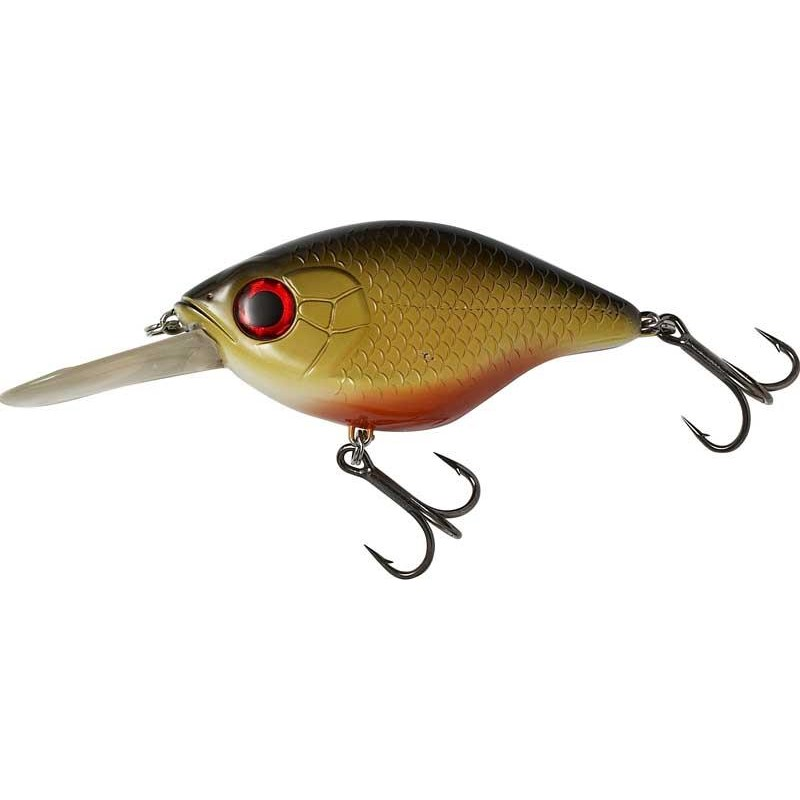 Lures Mad Cat TIGHT S DEEP 16CM RUDD