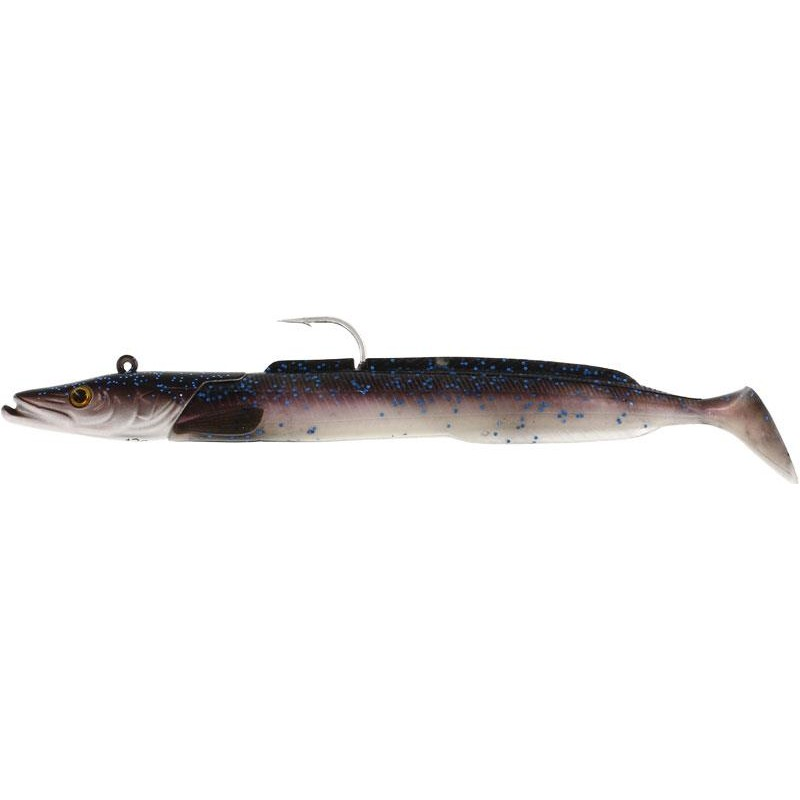 SANDY ANDY LEURRE SOUPLE ARME 13CM SALTED HERRING