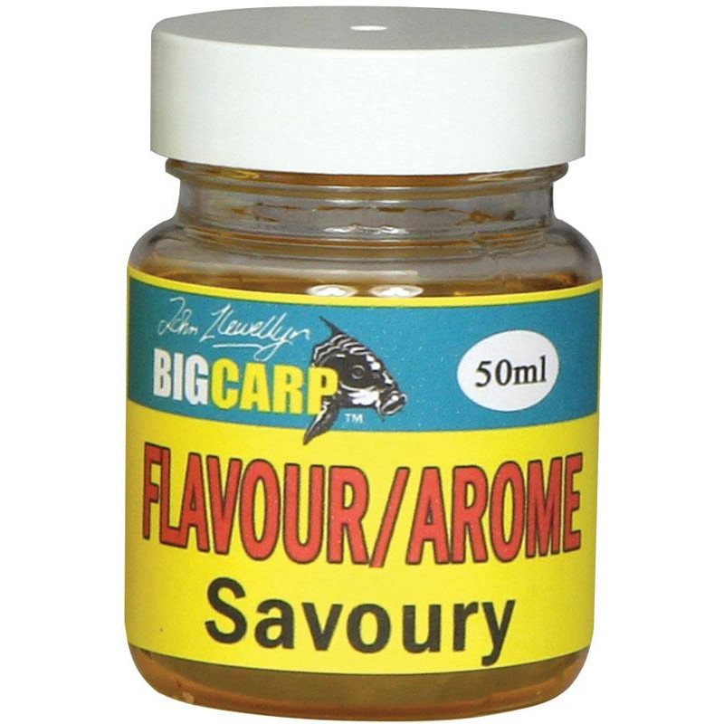Baits & Additives Big Carp AROME SAVOURY 50ML