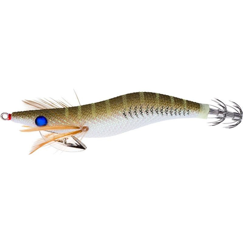 Lures Sunset SUNSQUID BAD GAMBAS 3.0 SCALE NATURAL