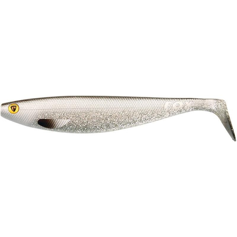 Lures Fox Rage PRO SHAD NATURAL CLASSIC II 23CM SILVER BLEAK