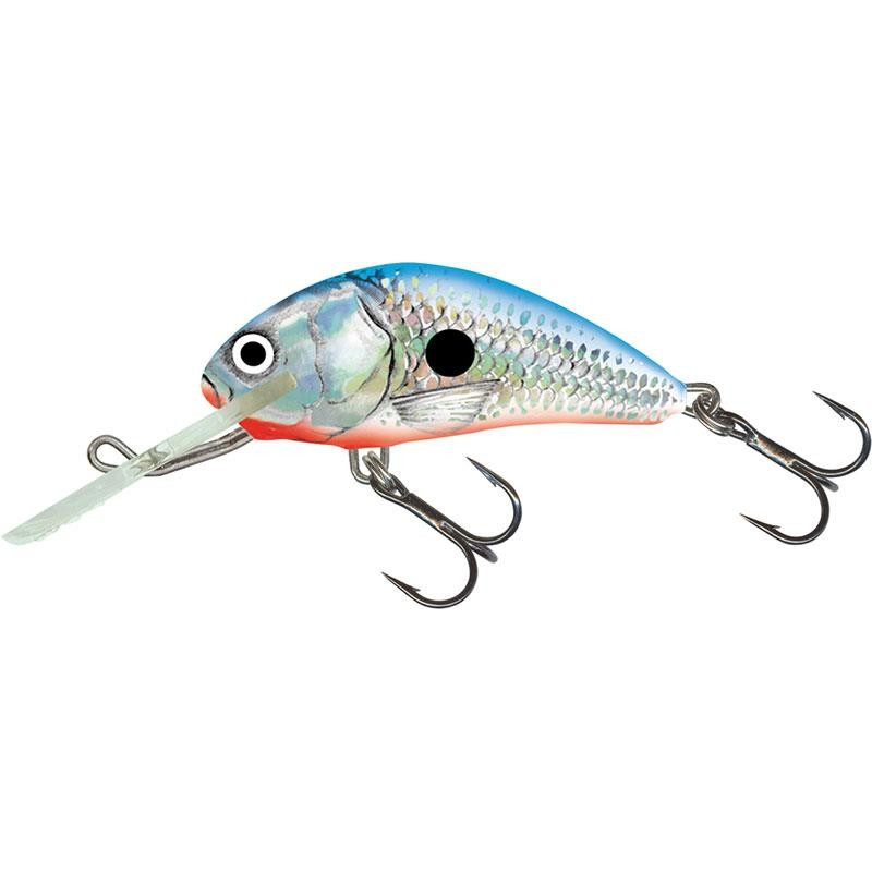 Lures Salmo HORNET FLOATING 5CM SILVER BLUE SHAD