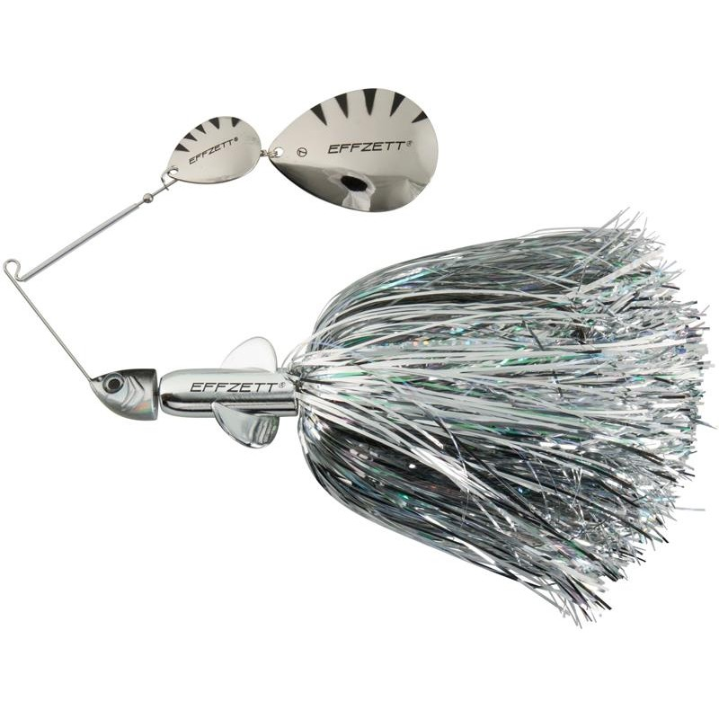 PIKE RATTLIN' SPINNERBAIT 56G SILVER