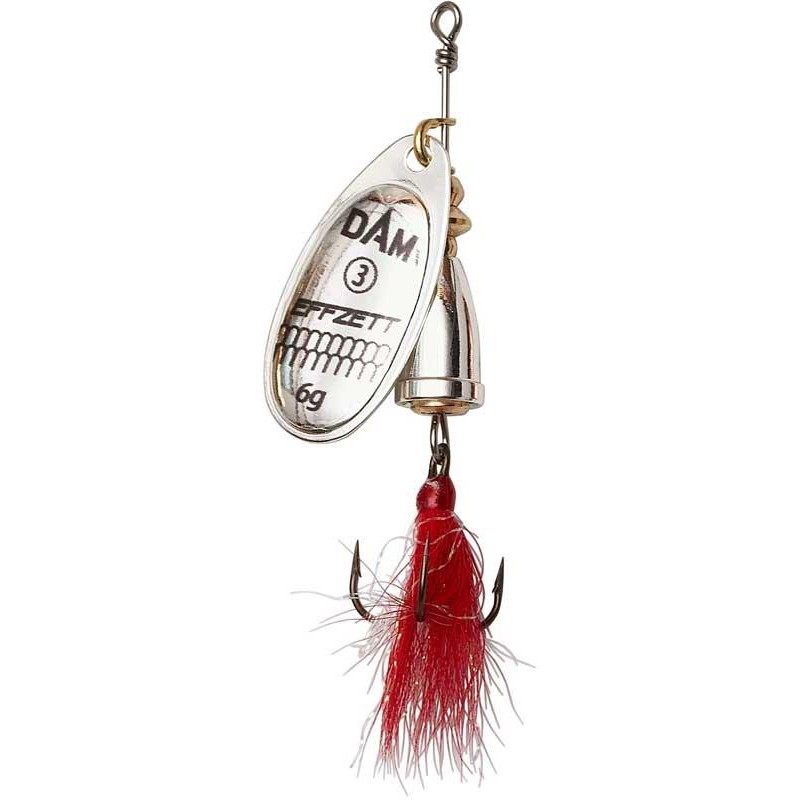 Lures Effzett EXECUTOR DRESSED 11G SILVER