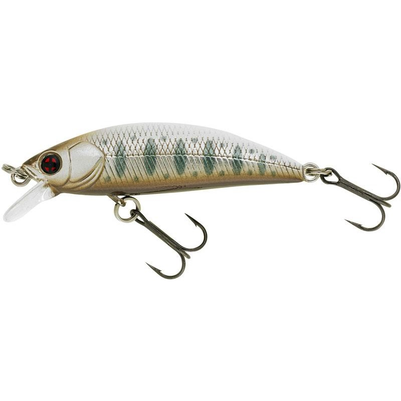 Sakura  PHOXY MINNOW HW LEURRE COULANT 4CM Snow Trout