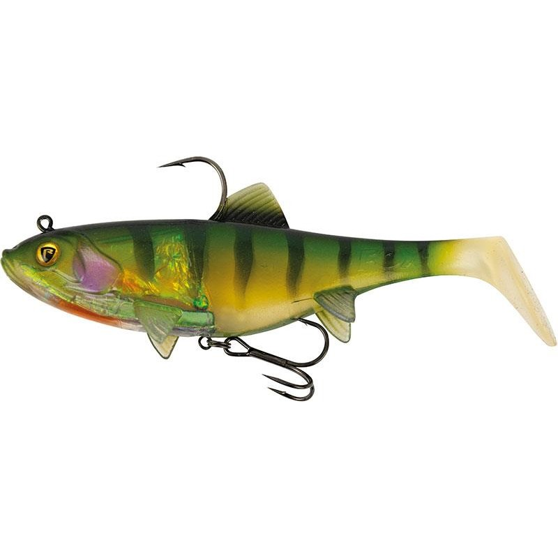 Lures Fox Rage REPLICANT WOBBLE 14CM STICKLEBACK UV