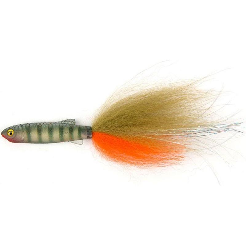 Flies Fox Rage FISH SNAX DROPSHOT FRY 12CM STICKLEBACK