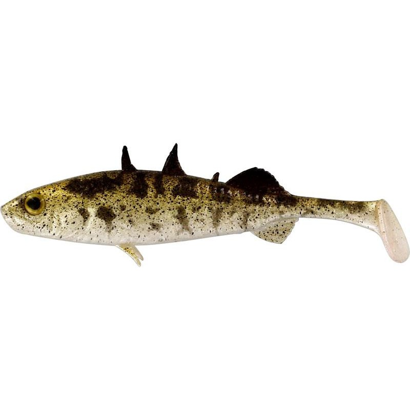 STANLEY THE STICKLEBACK SHADTAIL 7.5CM