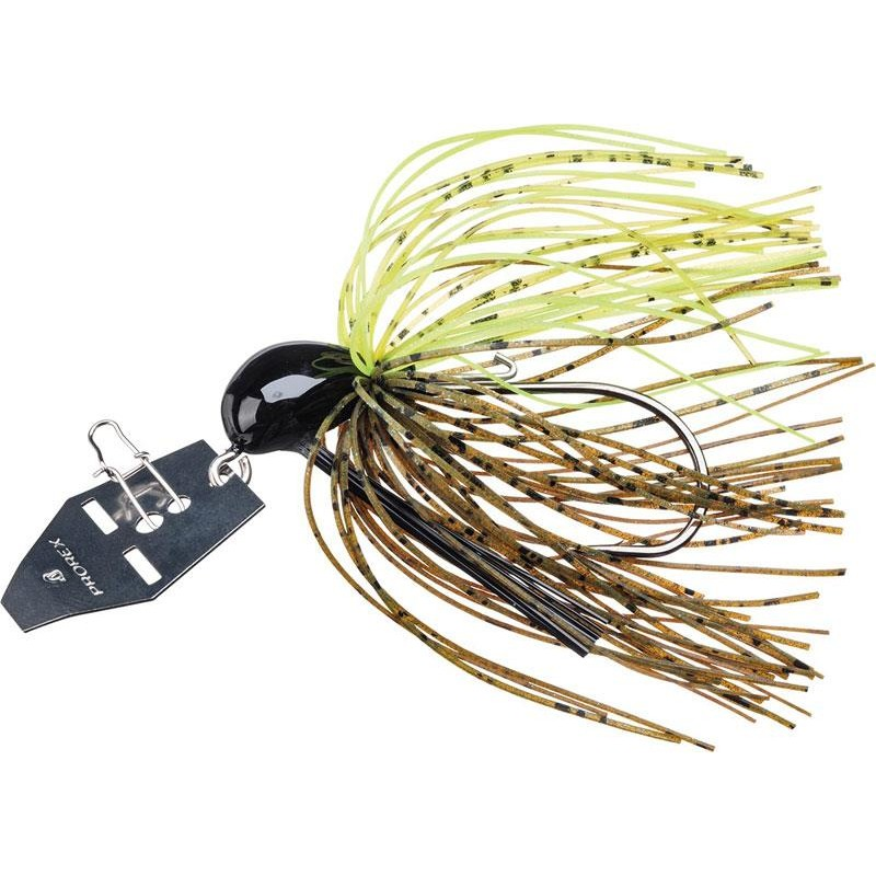 Daiwa  PROREX TG BLADED JIG (CHATTERBAIT ARKIE) 10.5G Summer Craw