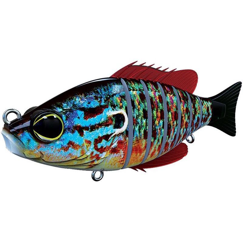 Lures Biwaa Fishing Performance SEVEN 13CM SUN FISH