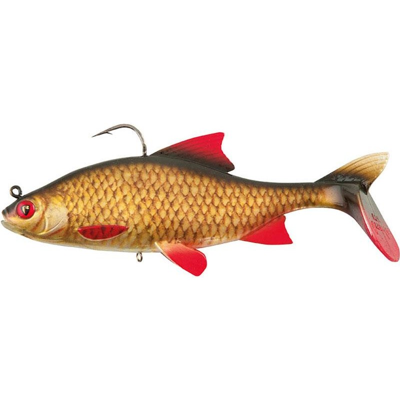 Lures Fox Rage REPLICANT REALISTIC ROACH 18CM SUPER HOT ROACH