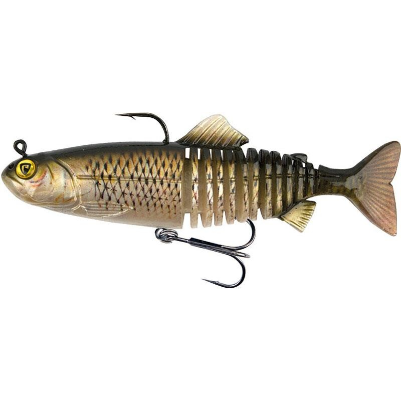 LEURRE SOUPLE ARME FOX RAGE JOINTED REPLICANT - 18CM - Super Natural Chub