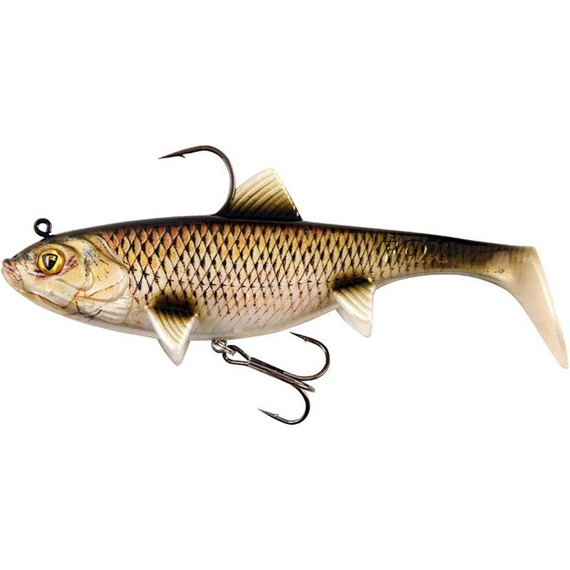 LEURRE SOUPLE ARME FOX RAGE REPLICANT WOBBLE - 23CM - Super Natural Chub